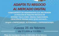 Adapta tu negocio al mercado digital