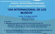 Webinar: Museos en el Nordeste de Segovia