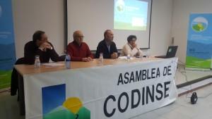 Asamblea de CODINSE 5 de febrero