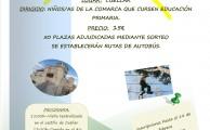 Excursión  cultural y multiaventura en Cuellar