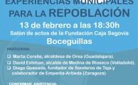 Experiencias municipales para la Repoblación