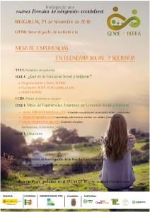 MESA EXPERIENCIAS ECONOMIA SOCIAL BOCEGUILLAS 29 NOVIEMBRE