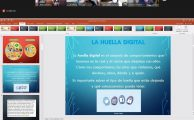 Interés por el webinar sobre usos positivos de internet  y riesgos asociados