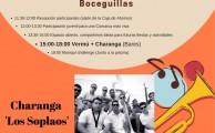 Quedada comarcal jovenel 18 de marzo en Boceguillas