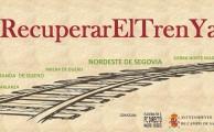 #RecuperarElTrenYa.